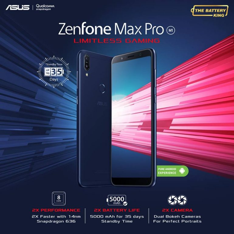 zf max pro m1 770x770 - ASUS Zenfone Max Pro M1 Coming to PH in June!
