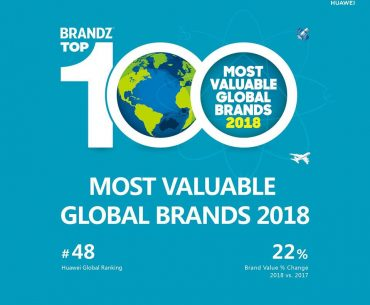 BrandZ 370x305 - Huawei Lands on Top 50 Most Valuable Global Brands for the Third Consecutive Year