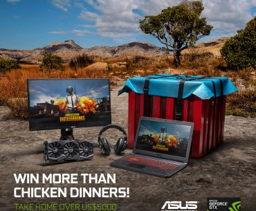 Buy an ASUS GeForce 10 Series Graphics Card and Get a Chance to Win up to PhP134,000 Worth of Prizes!