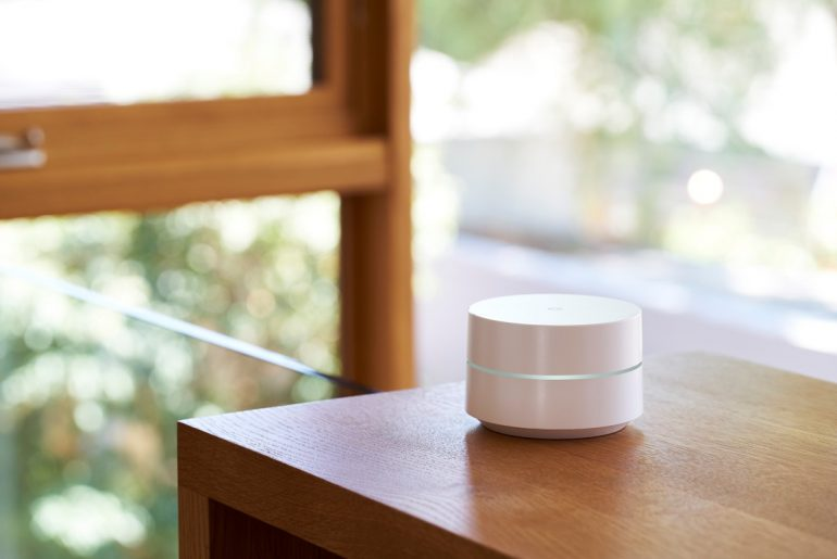 Google Wifi on credenza1 770x515 - Google Wifi Now Available for PLDT Home Fibr Subscribers!