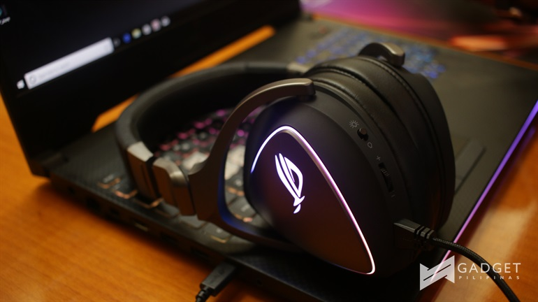 ASUS ROG Announces Delta Gaming Headset!