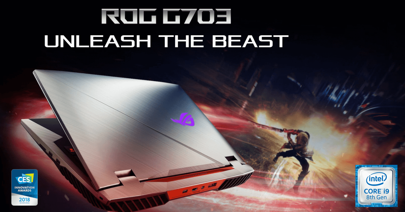 ROG G703 Chimera Intel i9 - ASUS ROG Chimera G703 Gaming Laptop Now Available in PH