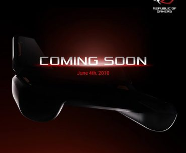 ASUS Republic of Gamers Teases a phone! Could this be the ROG phone we've been waiting for?