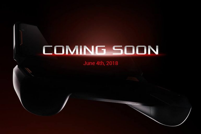 ROG Phone 770x515 - ASUS Republic of Gamers Teases a phone! Could this be the ROG phone we've been waiting for?