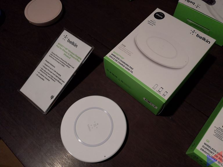Belkin Introduces New Wireless Chargers, Announces Partnership with Globe for High-End Screen Protection Application
