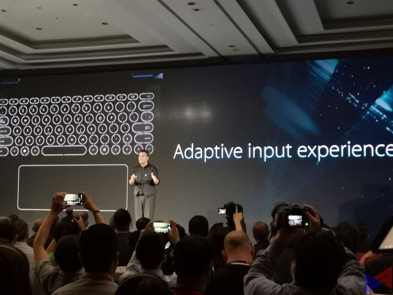 project precog, ASUS' Project PRECOG Concept is a Dual Screen Laptop with AI Capabilities, Gadget Pilipinas, Gadget Pilipinas