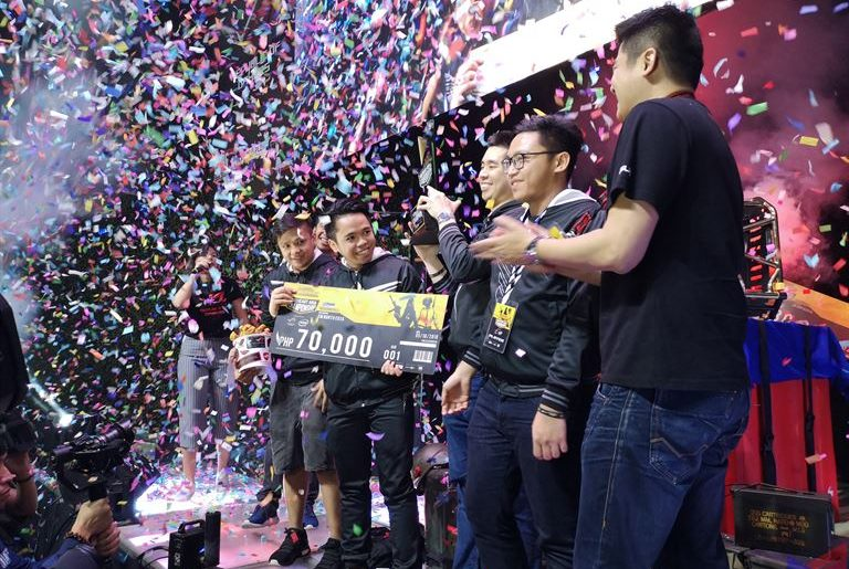Team ArkAngel Wins Philippine Finals of PUBG SEA Championship, Powered by ASUS ROG!