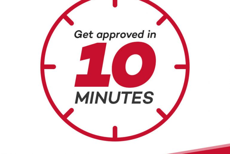 Get Your Home Credit Loan Approved in as Little as 10 Mins!