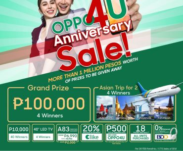 Gadget Pilipinas OPPO4U 370x305 - Get a Chance to Win an OPPO A83 with our OPPO4U Giveaway!