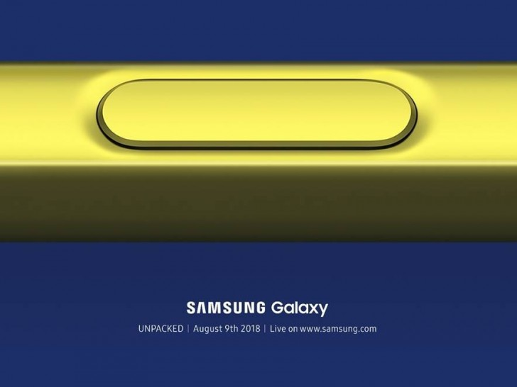 Samsung Galaxy Note 9, Samsung Galaxy Note 9 to be Unveiled on August 9!, Gadget Pilipinas, Gadget Pilipinas
