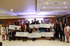 Ideaspace 2018 5 270x180 - 6 among 12 startup entries win Ideaspace 2018 competition