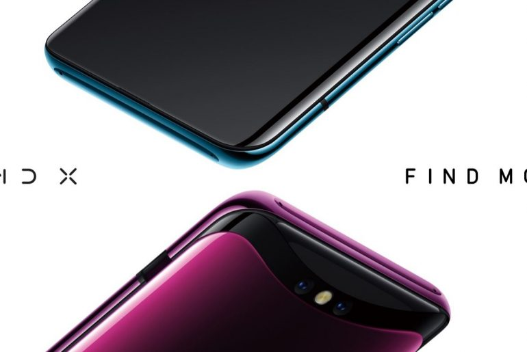 OPPO Find X Gets Local Pricing, Now Available for Pre-Order!