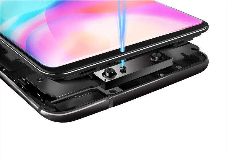 Vivo booth at MWC Shanghai 2018 30 1 - Vivo Introduces New TOF 3D Sensing Technology at MWC Shanghai 2018