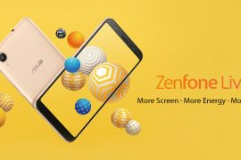ZenFone Live L1 270x180 - ASUS ZenFone Live L1 to Launch in PH this July