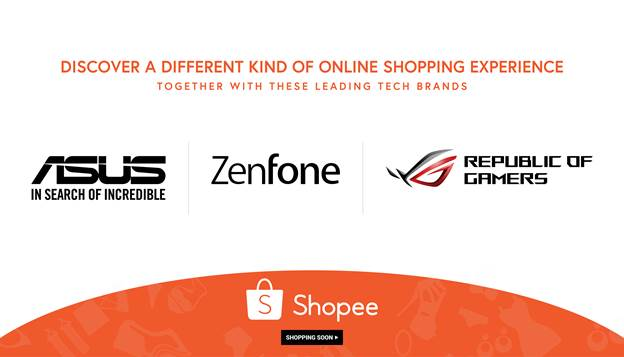16494e2b534 ASUS to Open Two New Online Stores in Shopee this July! – Gadget ...