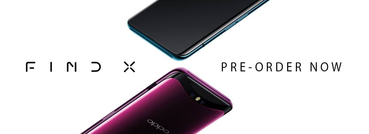find x preorder - You Can Now Pre-Order the OPPO Find X!