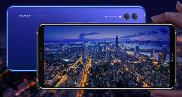 honor note 10 1 - Honor Note 10 Now Official: Kirin 970, 6.95-inch Display, and a 5,000mAh Battery!
