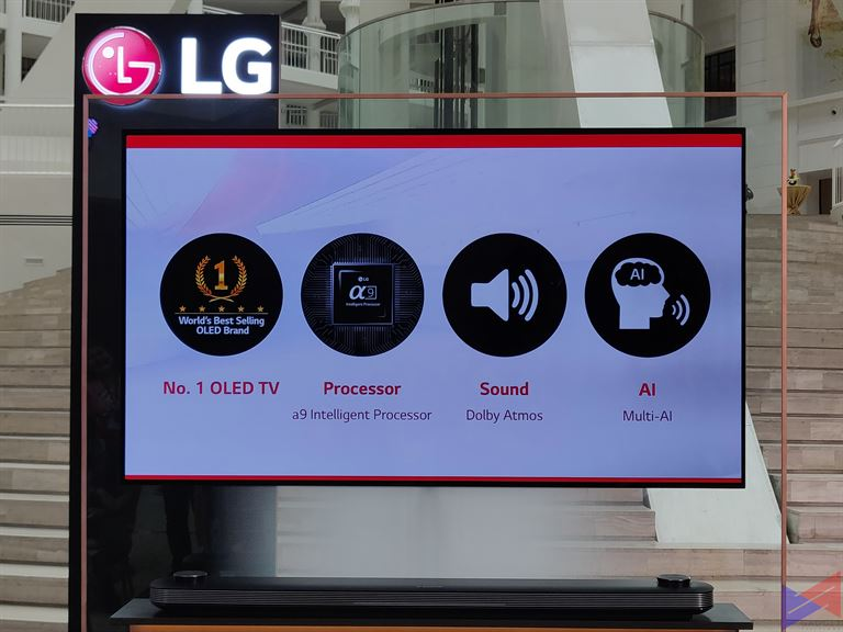 lg w8 oled 8 - LG OLED Wallpaper TV (W8) Makes its Grand Debut in PH