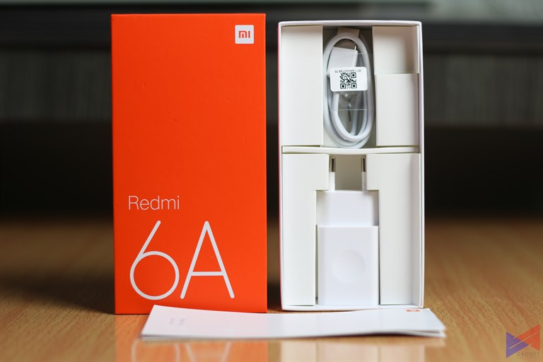 Xiaomi Redmi 6A Unboxing and First Impressions