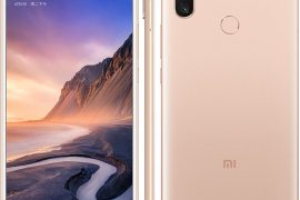 mi max3 2 270x180 - Xiaomi Mi Max 3 Now Official: Snapdragon 636, 6.9-inch Display, and a 5,500mAh Battery!