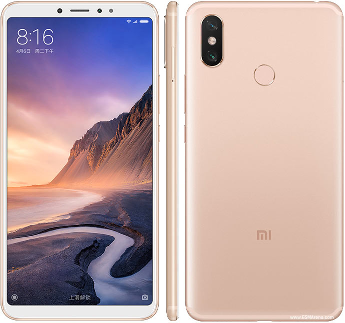 Xiaomi Mi Max 3 Now Official: Snapdragon 636, 6.9-inch Display, and a 5,500mAh Battery!