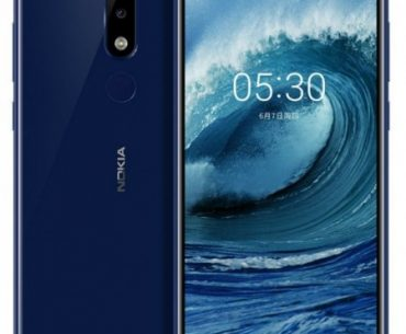The New Nokia X5 Has a Helio P60 Chip and a 19:9 Display