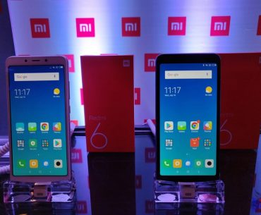Xiaomi Redmi 6 and 6A Launches in PH