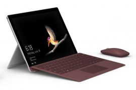 surface go 1 270x180 - Microsoft's New Surface Go is a More Affordable Surface Pro