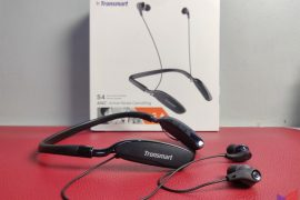 tes4 13 270x180 - Tronsmart Encore S4 Bluetooth Headset Review