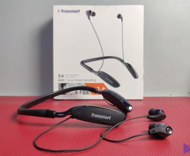 tes4 13 370x305 - Tronsmart Encore S4 Bluetooth Headset Review