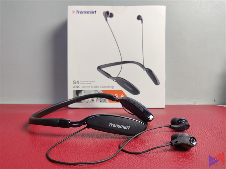 tes4 13 - Tronsmart Encore S4 Bluetooth Headset Review