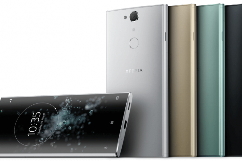 Sony Unveils Xperia XA2 Plus with a Snapdragon 630