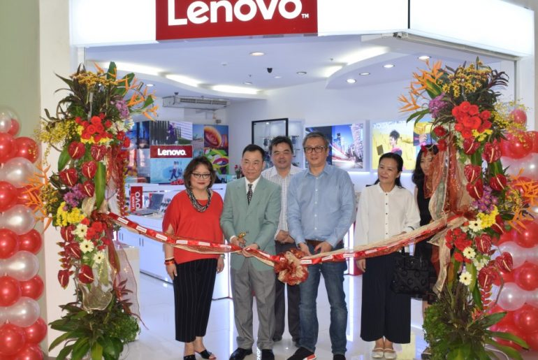 Lenovo Opens its 20th Concept Store in PH!