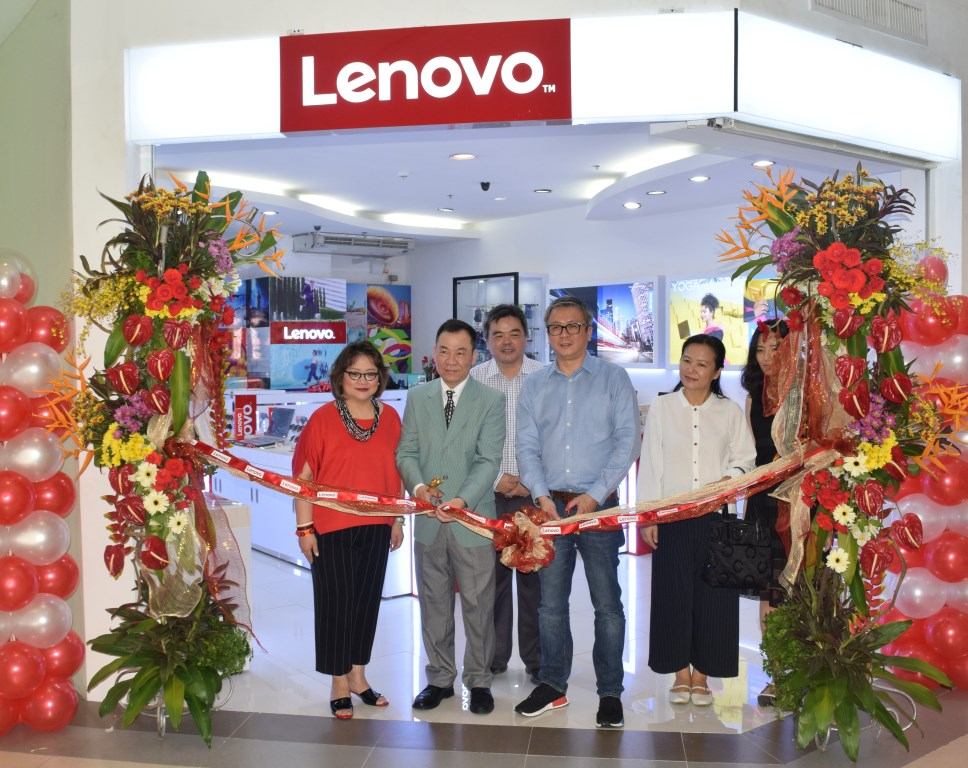 lenovo 20th concept store, Lenovo Opens its 20th Concept Store in PH!, Gadget Pilipinas