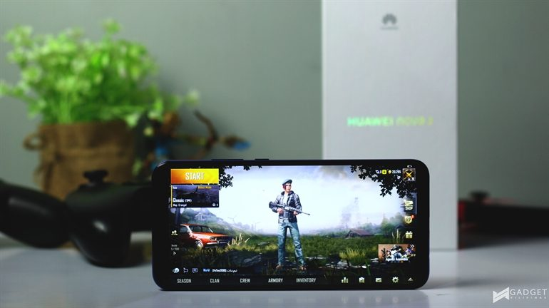 Huawei Nova 3 Gaming Review: Get Your Games on Turbo