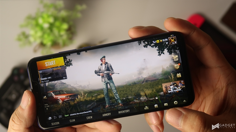 Nova 3 PUBG Mobile 3 - Nova 3 PUBG Mobile Benchmark Results at Highest Setting