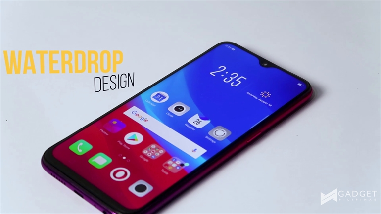 OPPO F9 Now Available in Stores Nationwide!