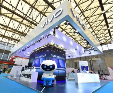 Vivo booth at MWC Shanghai 2018 30 2 370x305 - Vivo Moves to the Forefront of AI Technology