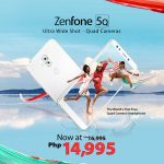The ASUS ZenFone 5Q is Now Priced at PhP14,995!