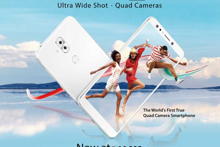 ZenFone 5Q Price drop 770x515 - The ASUS ZenFone 5Q is Now Priced at PhP14,995!
