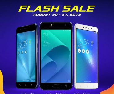 ZenFone x Lazada Flash Sale2 370x305 - ASUS Announces Special PayDay Sale in Lazada!