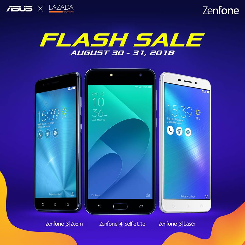 ASUS Announces Special PayDay Sale in Lazada! – Gadget
