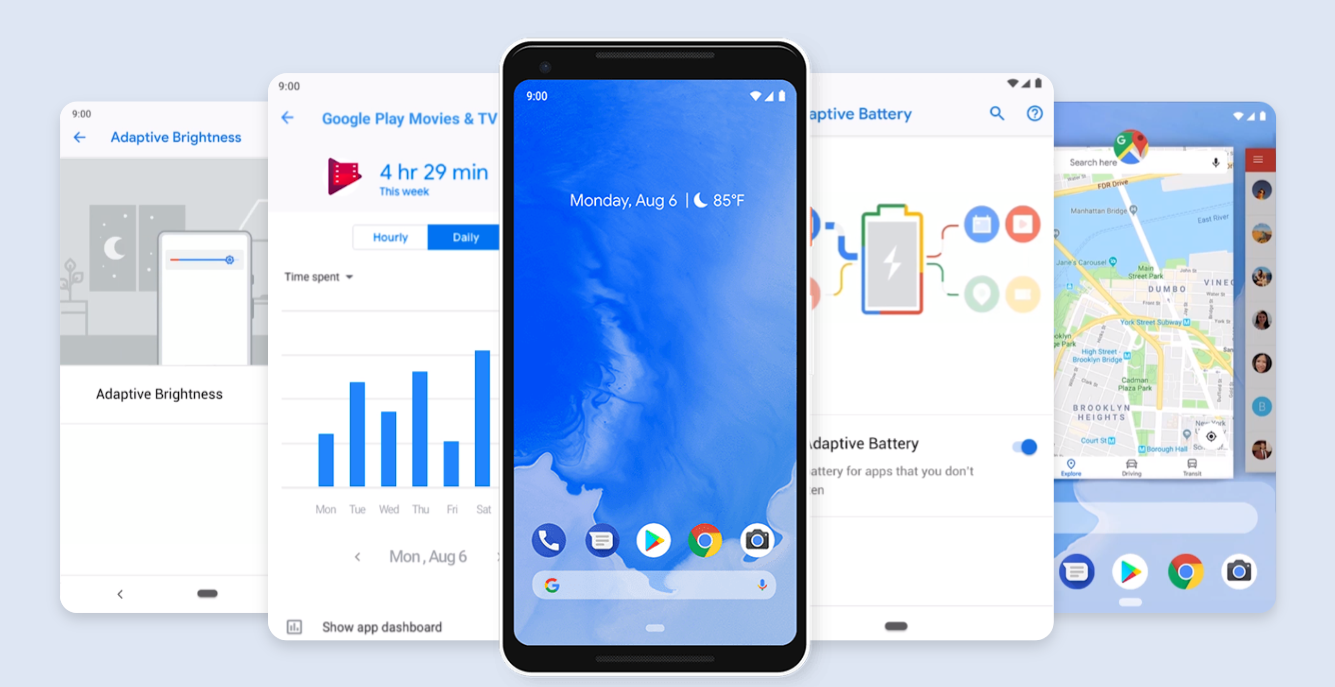 Android 9.0 is Android Pie: Now Available for Pixel Devices!
