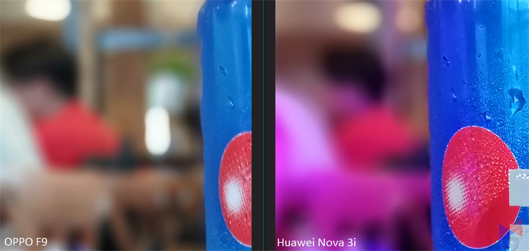 depth of field compare2 - OPPO F9 vs Huawei Nova 3i: Which One Takes Better Photos?