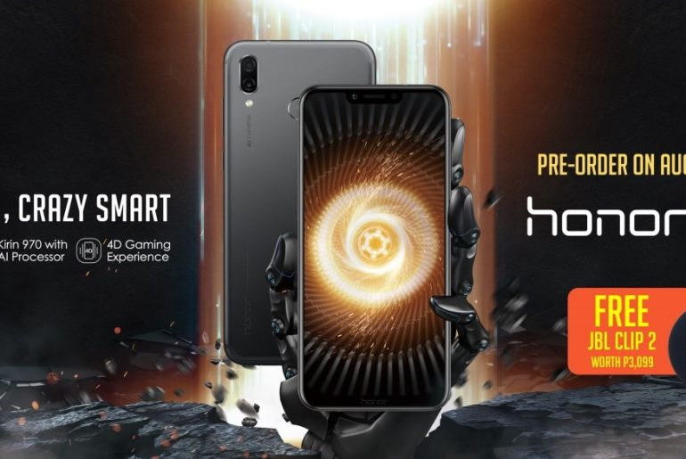 honor play ph 770x515 - Honor Play Gets Priced: PhP15,990 for a Kirin 970 Device!