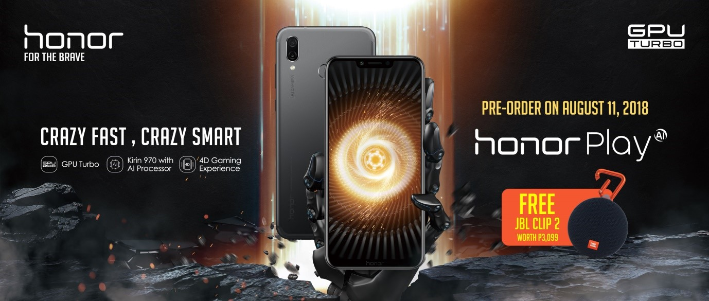 honor play ph - Honor Play Gets Priced: PhP15,990 for a Kirin 970 Device!