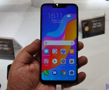 Honor Play with Kirin 970 and GPU Turbo Debuts in PH for PhP15,990!