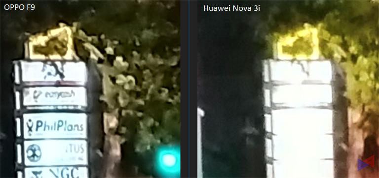 low light compare2 - OPPO F9 vs Huawei Nova 3i: Which One Takes Better Photos?