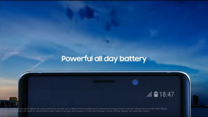 note 9 2 - Samsung Galaxy Note 9 Promo Video Leaks Ahead of Launch!