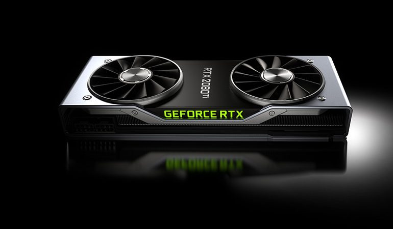 nvidia 20 series 2 770x450 - NVIDIA's Unveils RTX 20 Series Graphics Cards